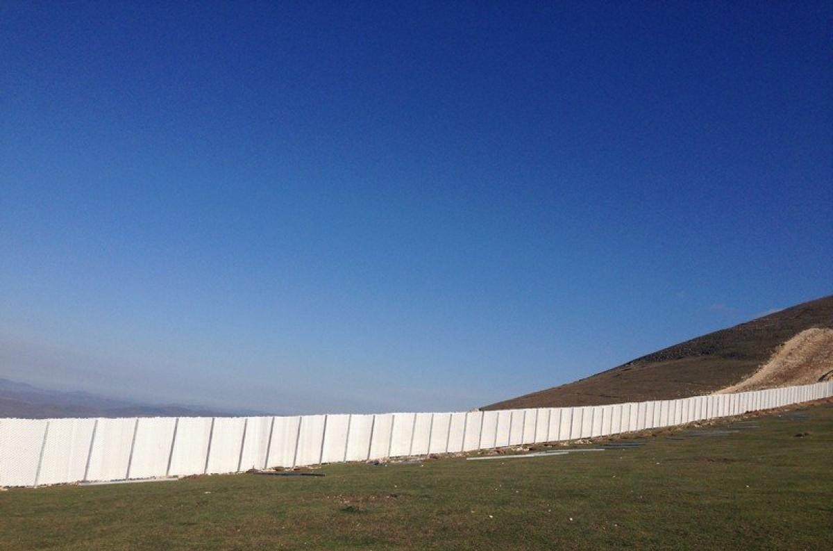 Samsun Ladik Akdağ Kayak Merkezi Rüzgar Paneli