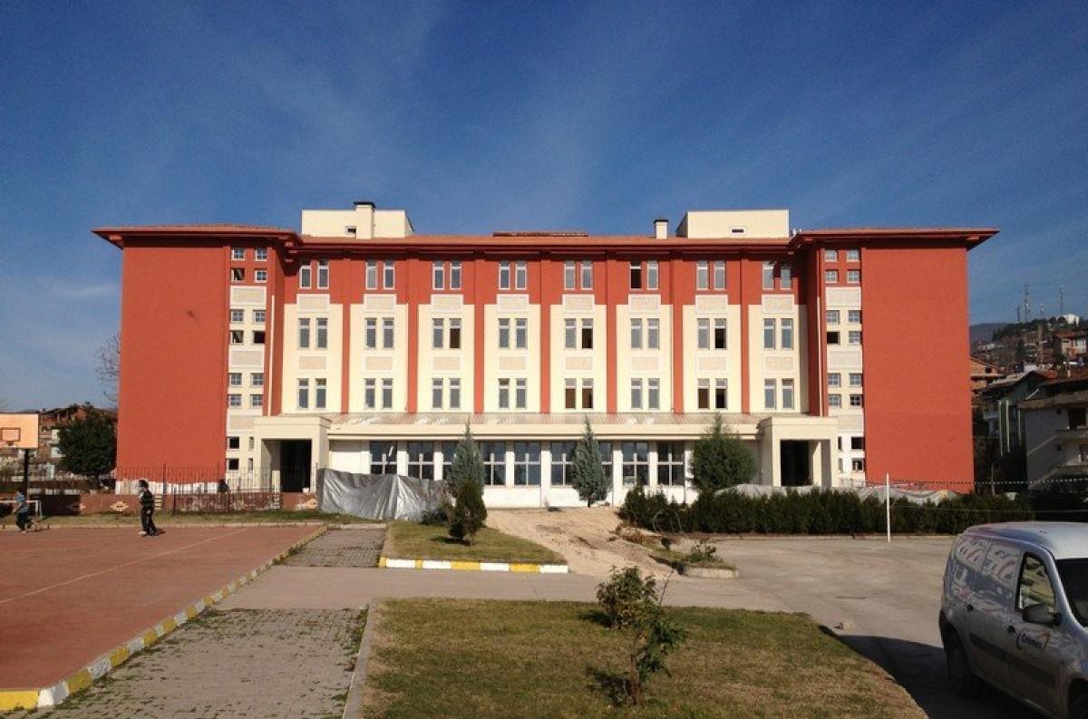 Niksar 200 Kişilik Yurt Binası